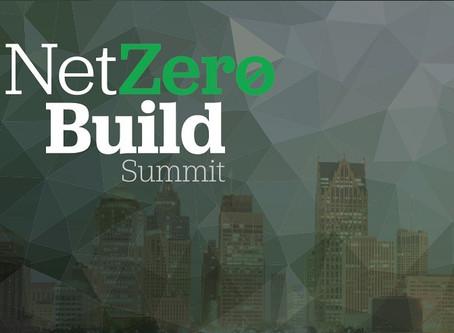 Albert Kahn Associates presents at Net Zero Build Summit