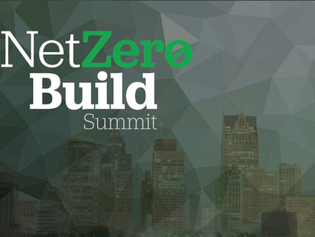 Albert Kahn Associates presents at Net Zero Build Summit