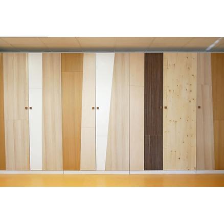 Etagères bois Upcyclé Passerelle 17 - Atelier Extramuros