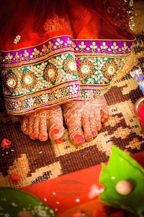 Bollywood Wedding