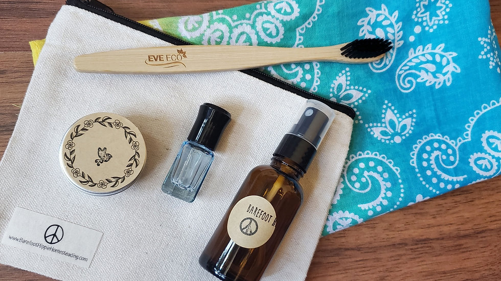 Barefoot Personal Care
