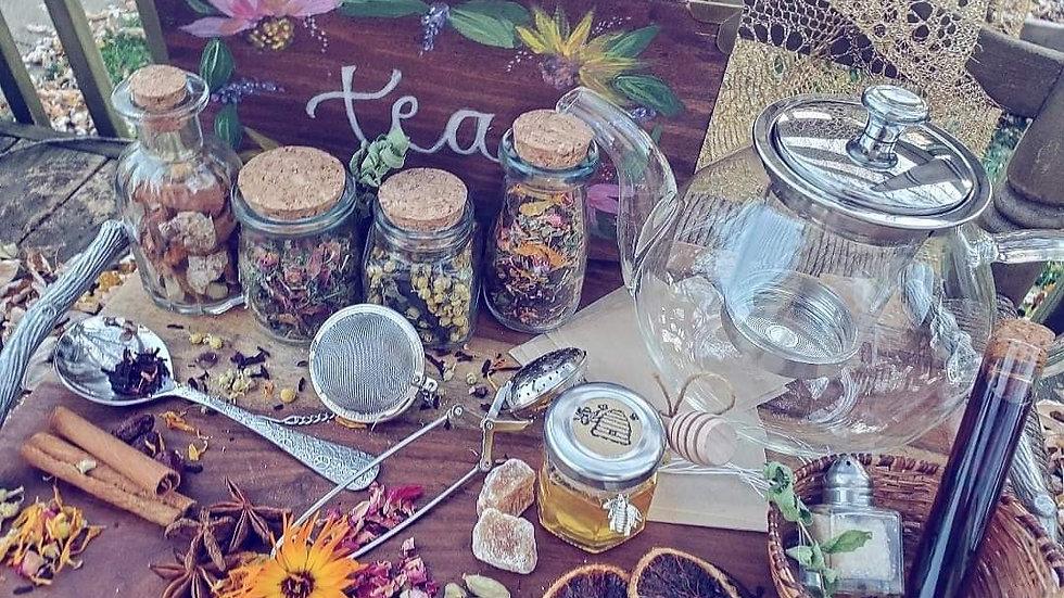 Barefoot Blends Herbal Tea Set