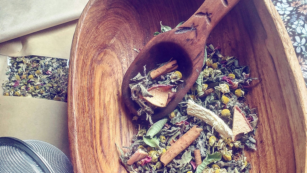Harmony Barefoot Tea Blend