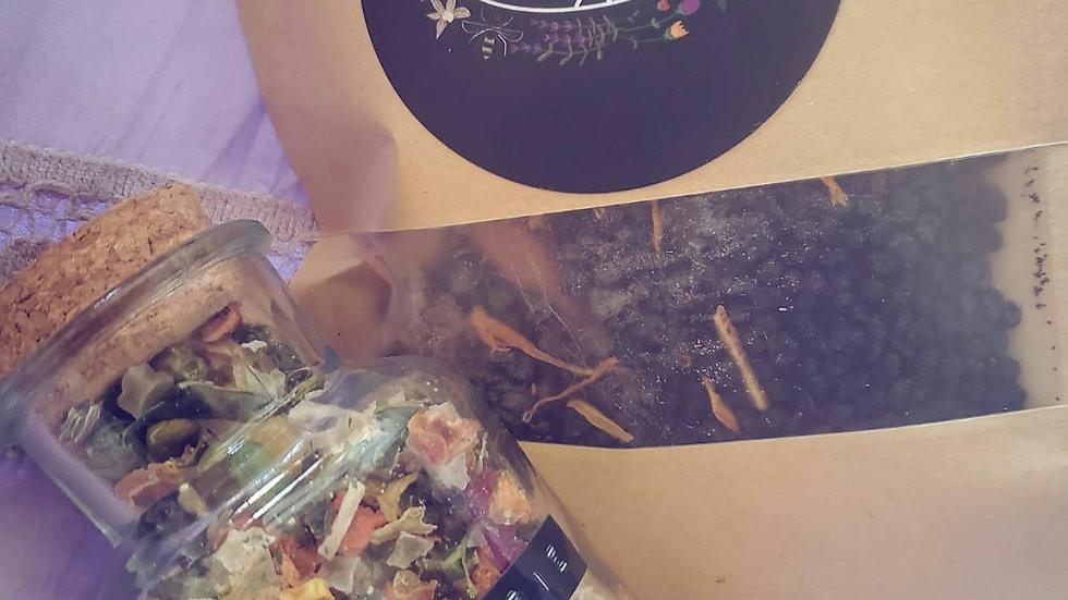 Elderberry DIY kit and Veggie Soup