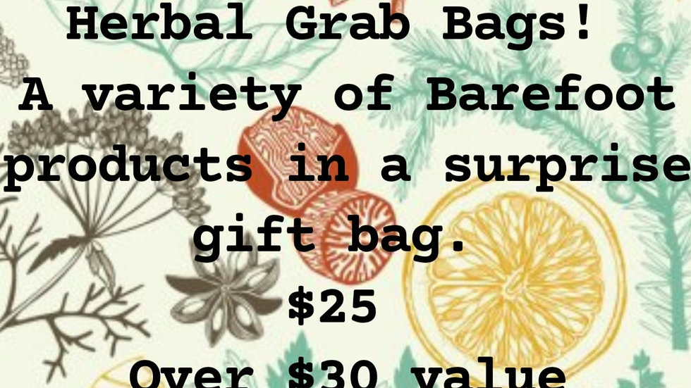 Herbal Grab Bags!