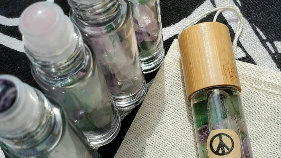 Gemstone Rollers