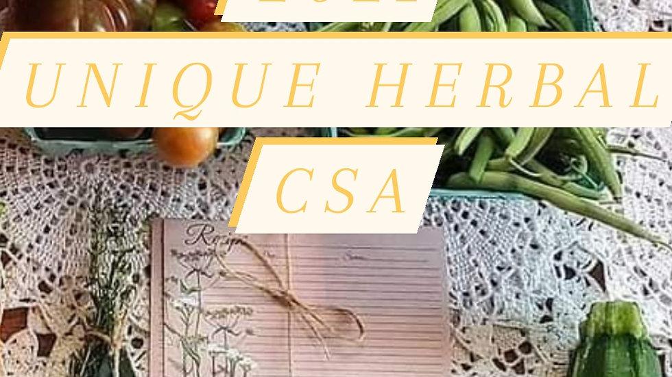 2021 CSA membership
