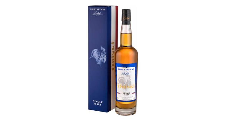 Ouiski Hepp Whisky Alsacien Single Malt
