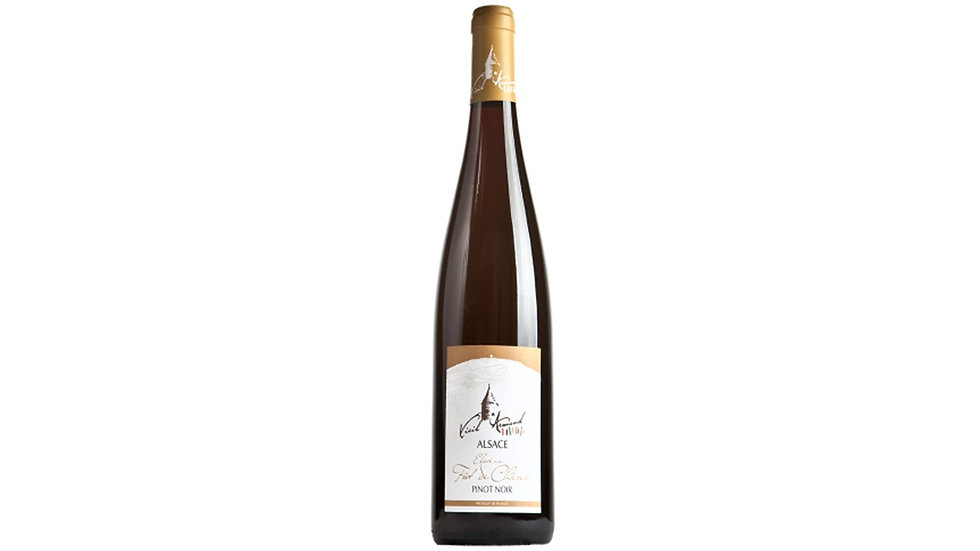 AOC Alsace Pinot Noir Fût de Chêne 2018 (rouge)
