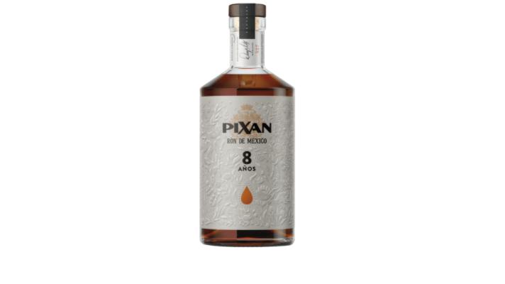 Pixan 8 ans Rum de Mexico