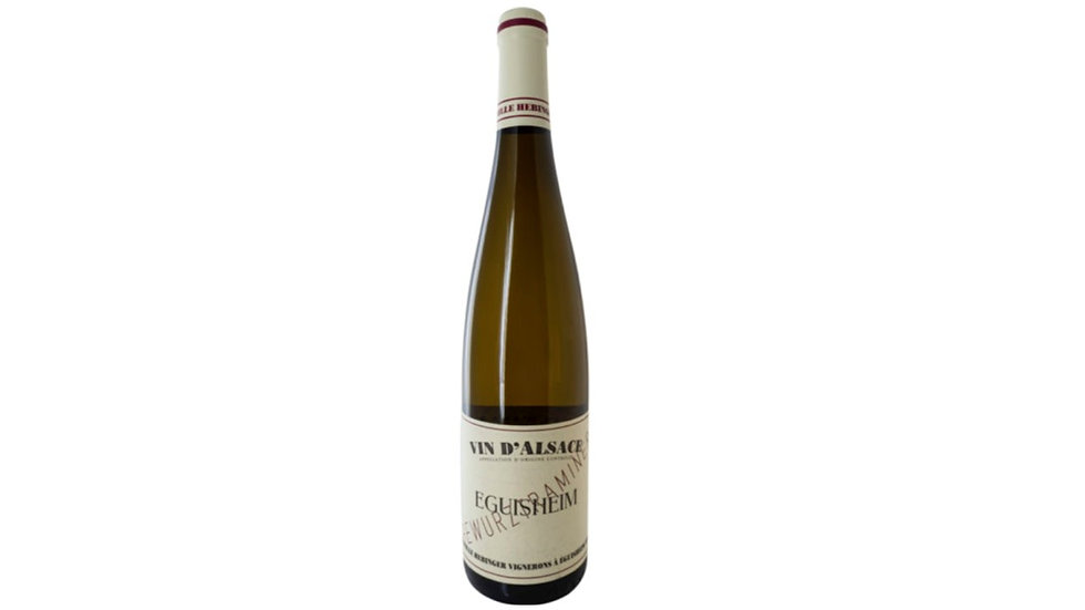 AOC Alsace Gewurztraminer 2018 (blanc)