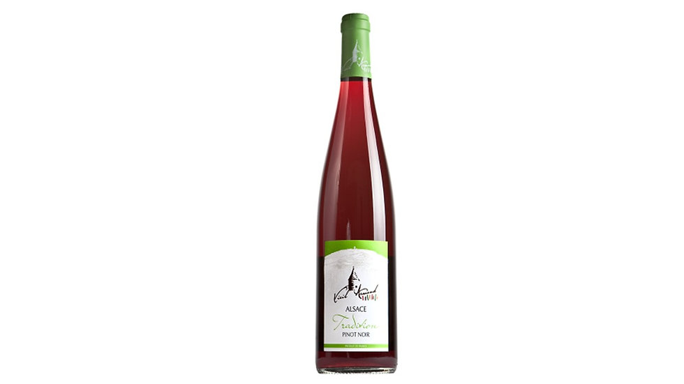 AOC Alsace Pinot Noir  2018 (rouge)