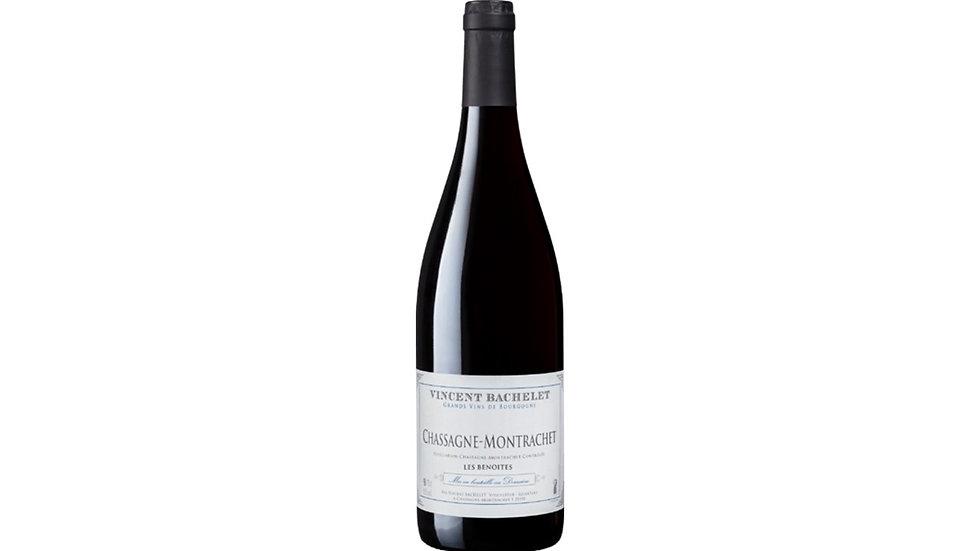 AOC Chassagne-Montrachet 2018 (rouge)