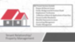 Property Management - Tenant Relationshi