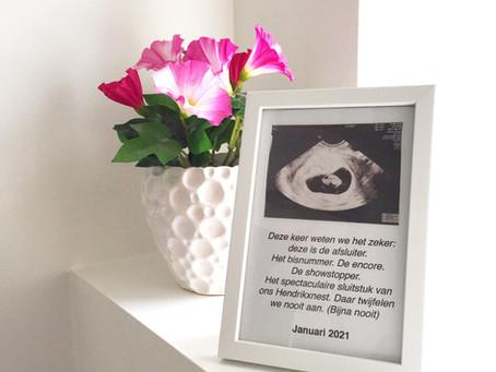5 originele zwangerschapsaankondigingen