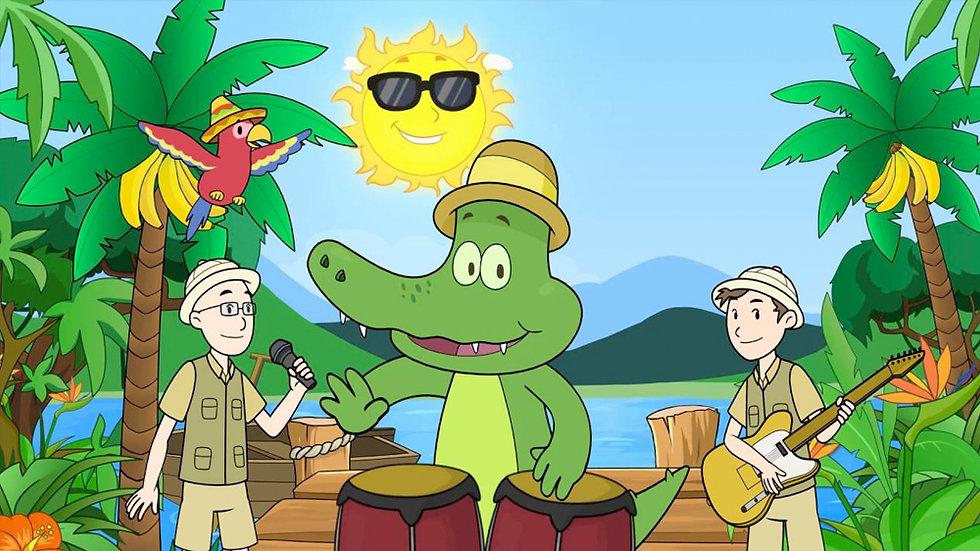 Arne Alligator