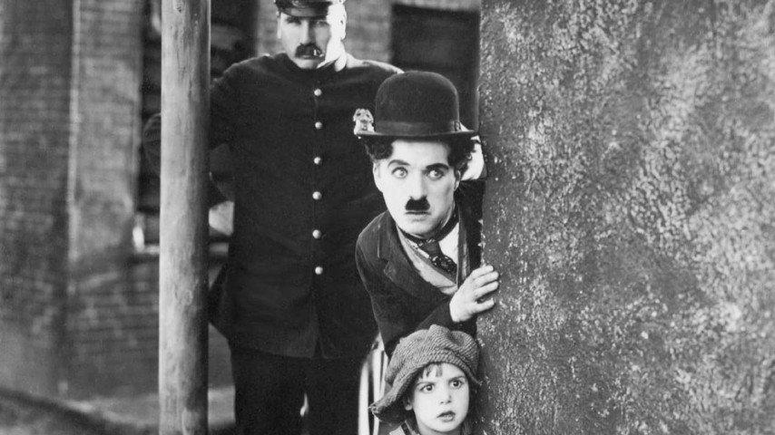 Chaplins pojke