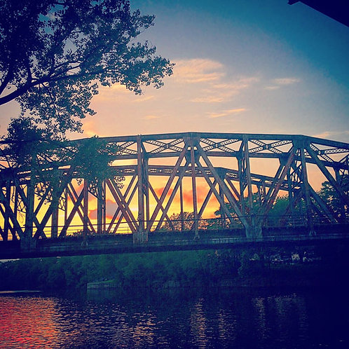 Blue Island Bridge