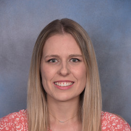 Elise Brown - Staff Representative Student Voice Subcommittee Coordinator