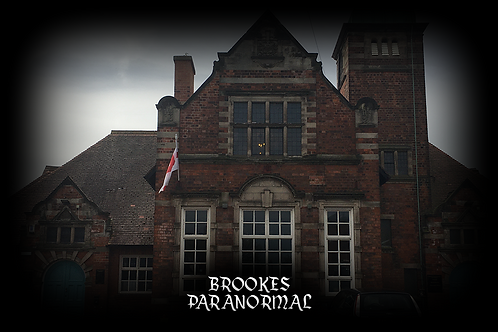 The Spooky Victorian School in Derbyshire Ghost Hunt - Saturday 24th July 2021