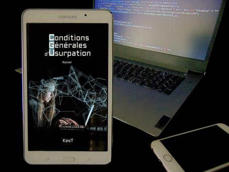Chronique : « Conditions Générales d'Usurpation » de KeoT