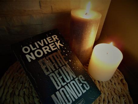 Chronique : « Entre deux mondes » d'Olivier Norek