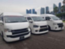 13 seater minibus singapore