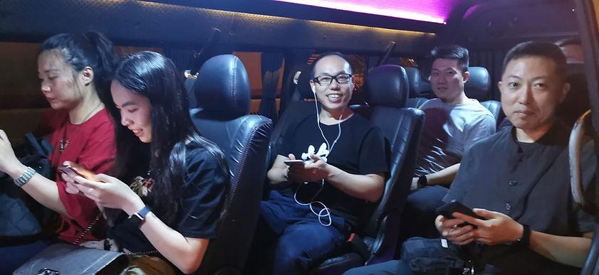 private hire car service singapore