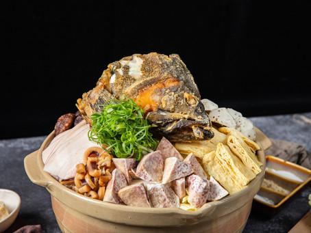 XO沙茶魚頭鍋