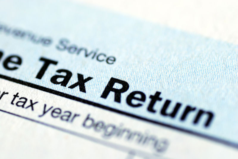 New IRS tax transcript and Customer File Number