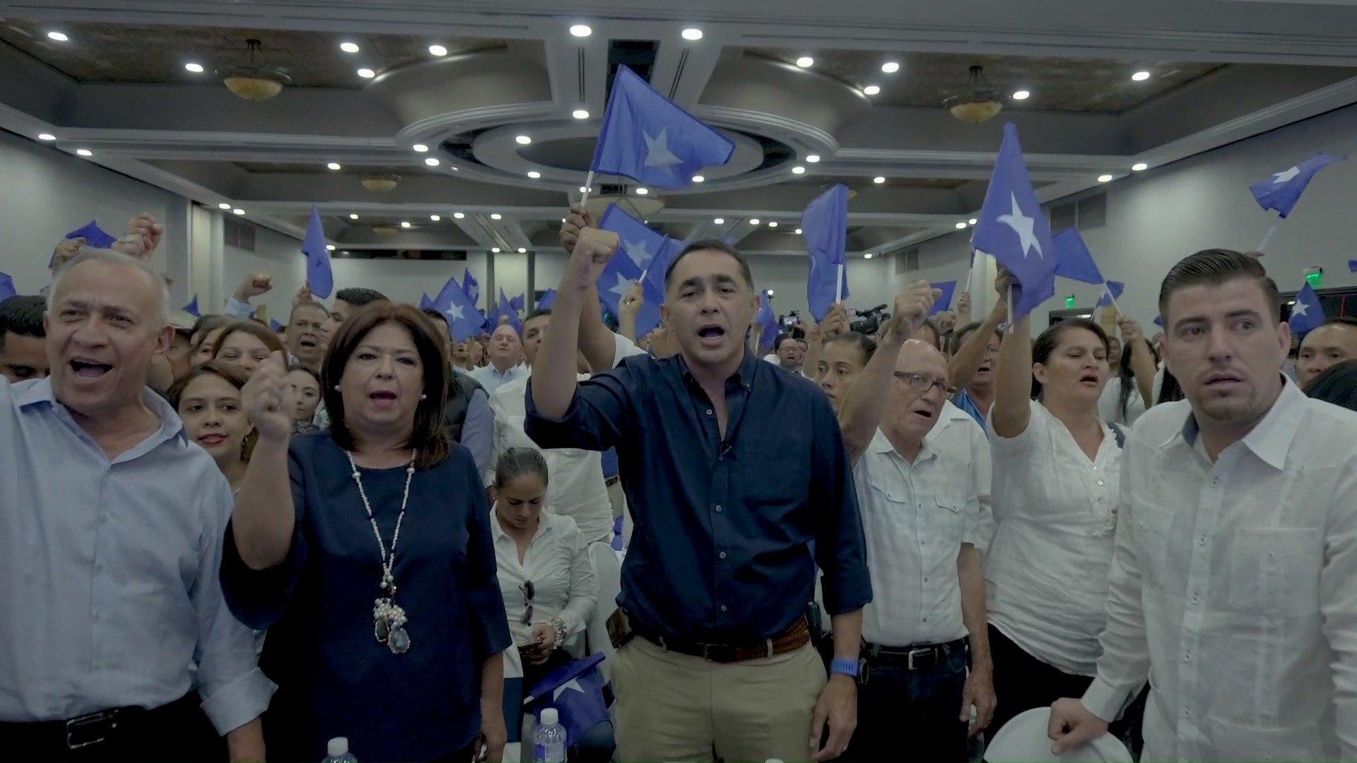 Juntos Podemos Mauricio Oliva Mario Pineda