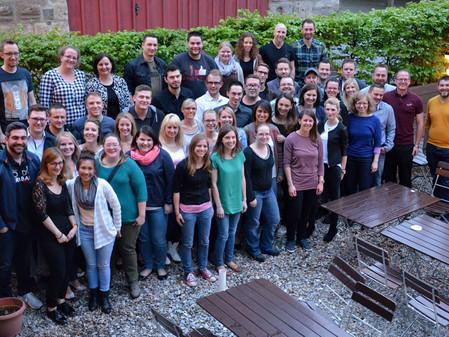 AGV87 mit 51 Mitgliedern gegründet