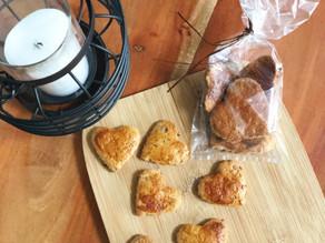 Biscuits sarrasin et graines de lin