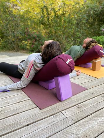 yoga avec gwendoline aliaume BOM YOGA yo