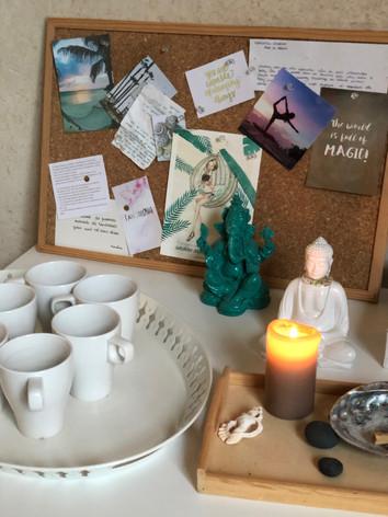 Bom yoga et nutrition week-end yoga vendée