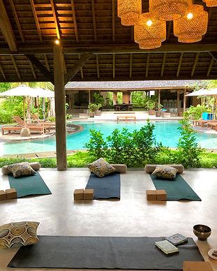 Bali retraite bom yoga