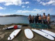 Surf trip bom yoga