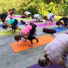 ashtanga Domaine de Bacqueville bom yoga