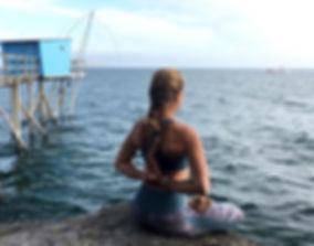 Yoga cours particulier Nantes ou Vendée. Yoga en Pays de Loire