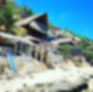 Bingin beach, bali