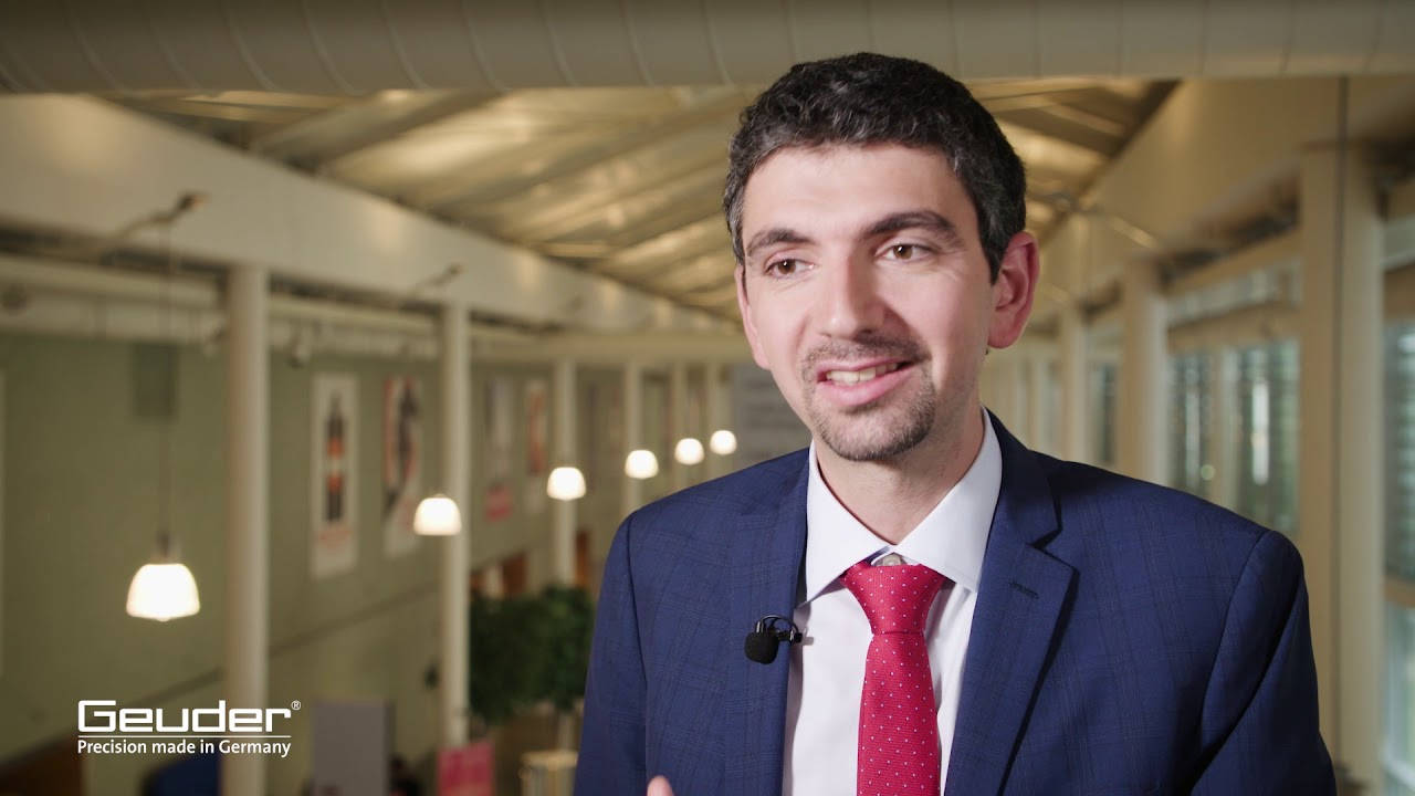 Touch Ophthalmology - Interview during ESCRS Vienna 2018