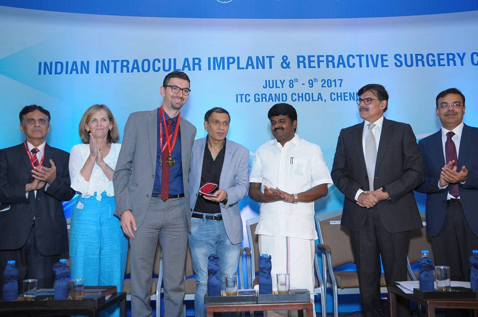 July 2017 - Chennai - Gold Medal - IIIRSC