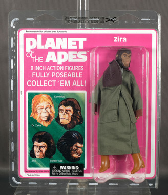 Figura de Zira El planeta de los simios
