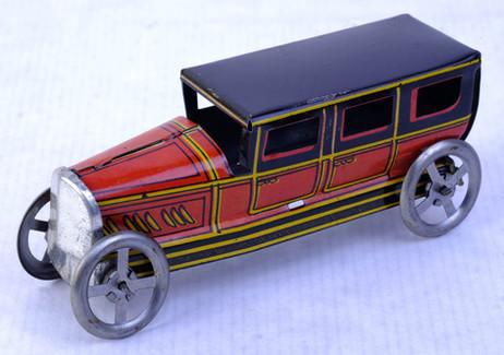 Coche Limousine Rico en hojalata años 40