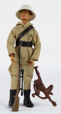 Madelman safari Cazador años 70