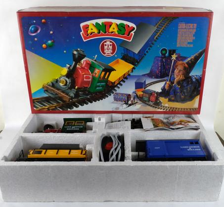 Locomotora Lehmann 1995