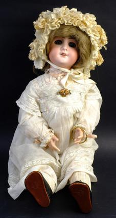 Muñeca francesa SFBJ principios siglo XX