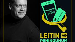 Leitin að peningunum - PODCAST
