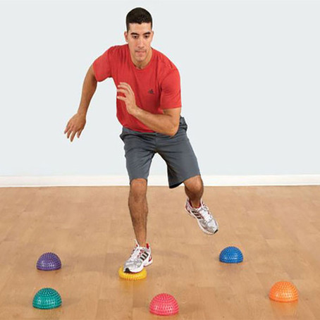 Dynamic Balance Training for the Win!