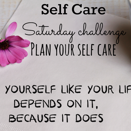 Is Self-Care Saturday really a thing?